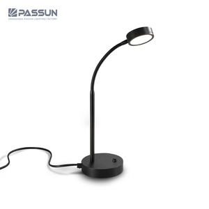 Simple modern CE RoHS approval LED study table lamp