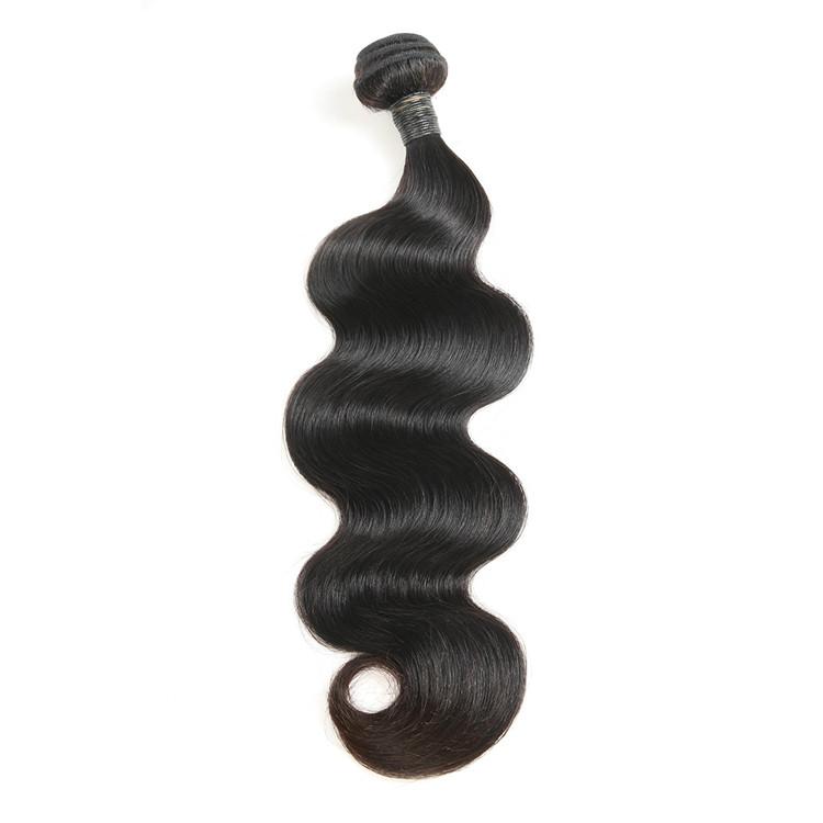 Free Sample Wholesale Body Wave Top 10 Human 8 Inch Virgin Remi Brazilian Hair Weft, Natural black 1b;1#;1b;2#;4# and etc
