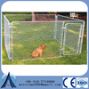China manufacturer wholesale large welded metal dog kennel galvanized dog run kennels