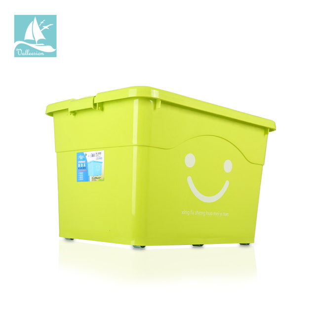 Professional Factory More Popular Best Price Home Pp Container Box Tub Bin  Large Case Plastic Boxes