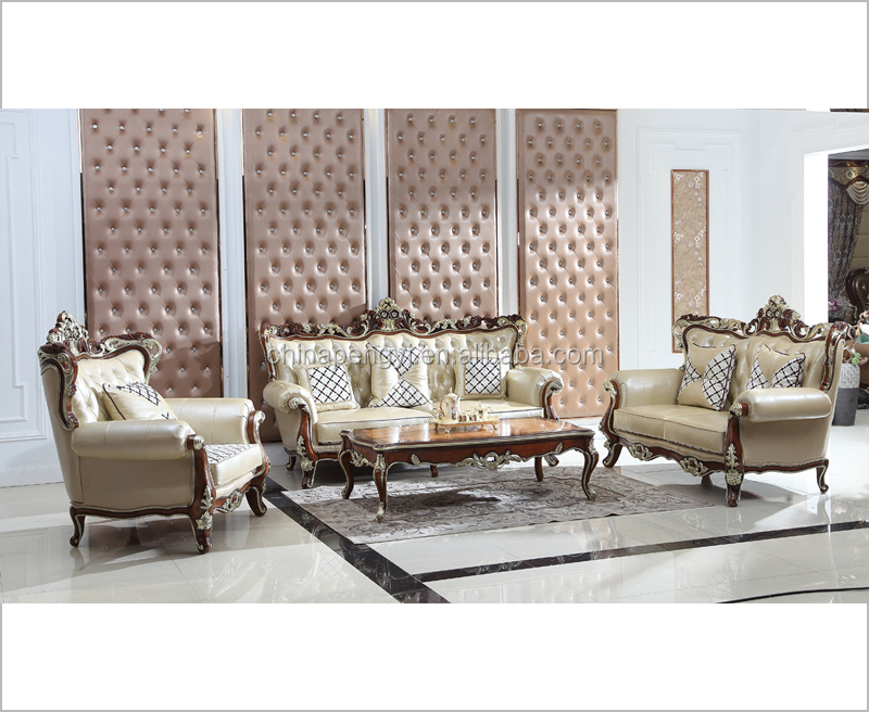 Solid Wood Frame Leather Sofas Supplieranufacturers At Alibaba