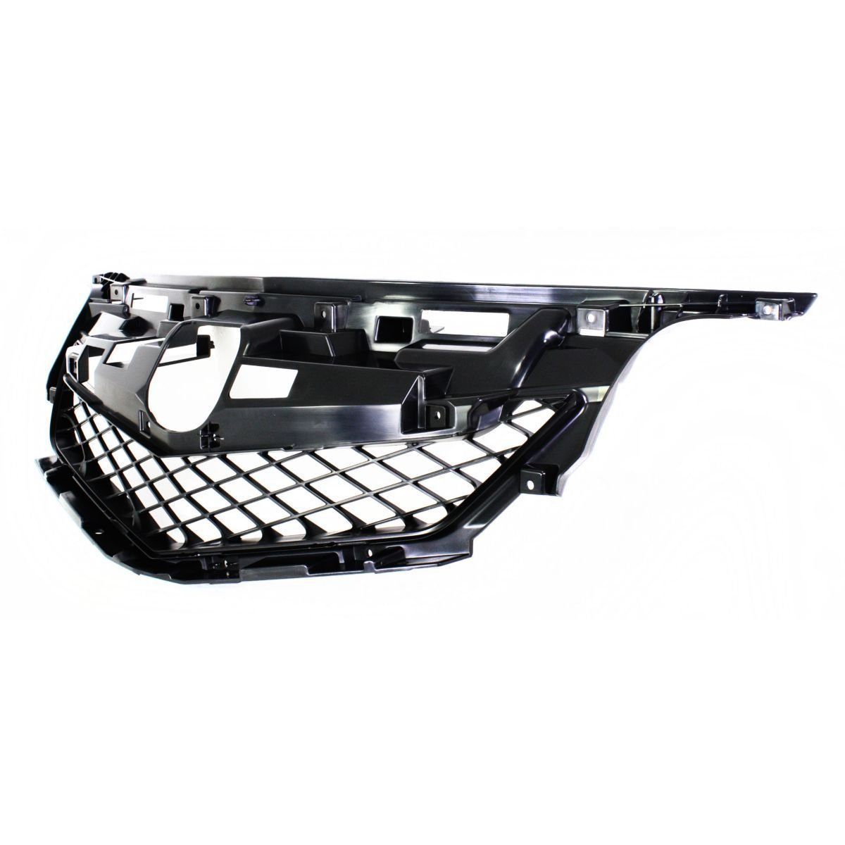 Diften 102-A3922-X01 - New Grille Reinforcement Grill Acura TL 2011 2010 2009 AC1202100C 75101TK4A01ZA