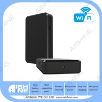 Home Wireless Monitor/ Nanny Camera remotely on your mobile phone or record it on an SD Card