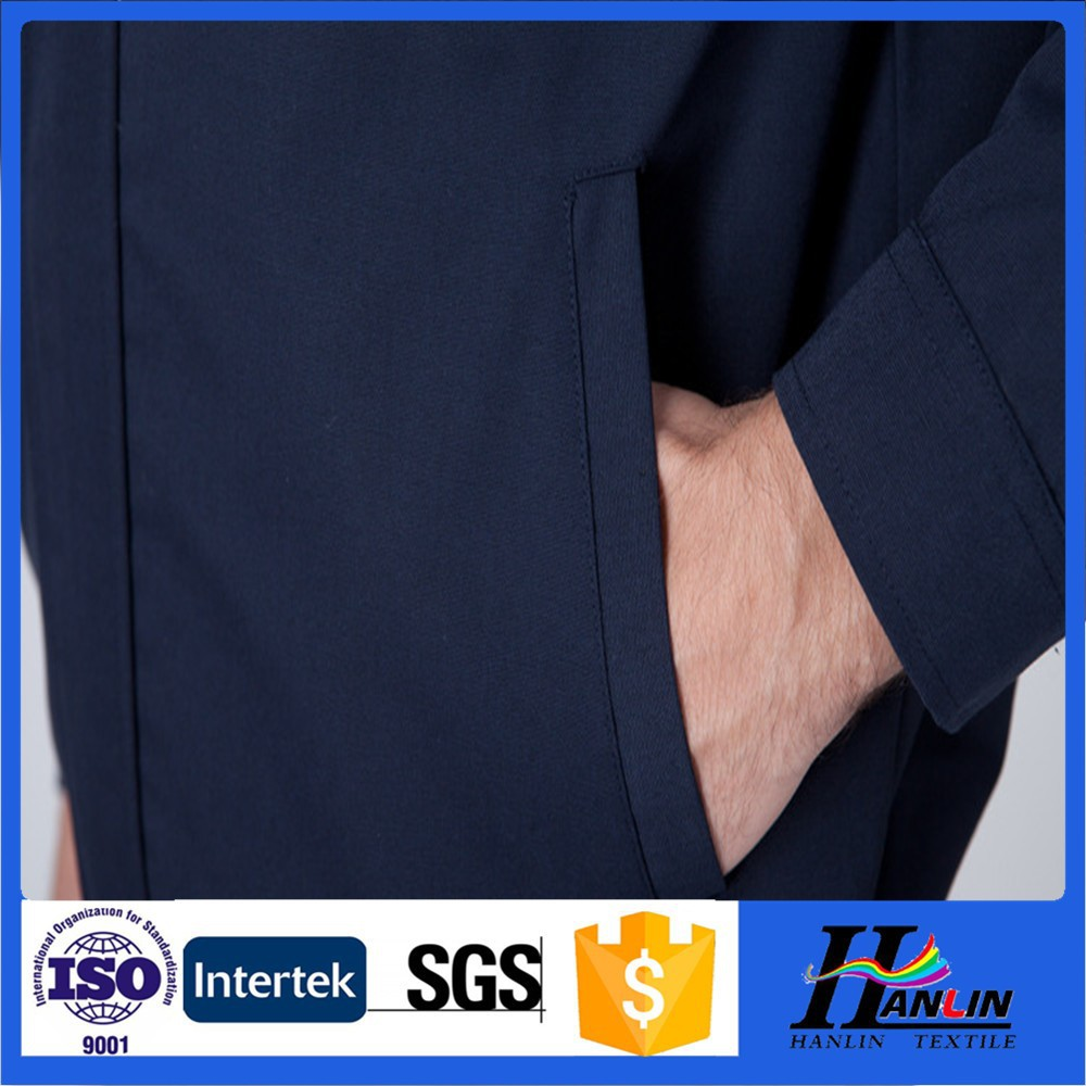 A very good experience for work ! with spandex uniform fabric