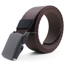 Military Nylon Web Belt Sports Tactical Airsoft For Men