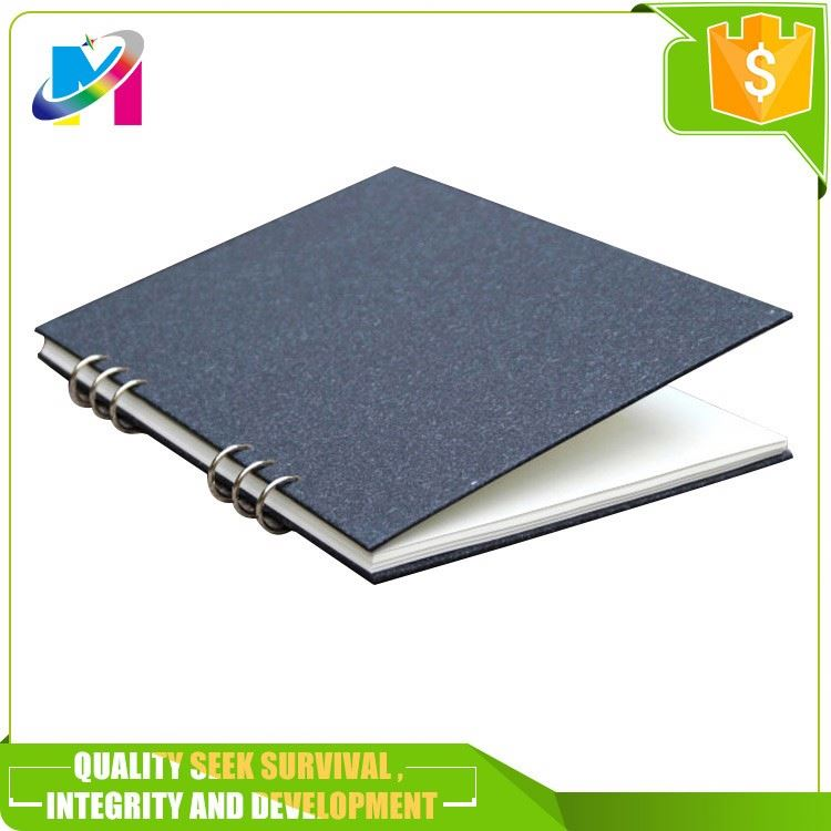 Paper supplier professional custom printing moleskin notebook wholesale