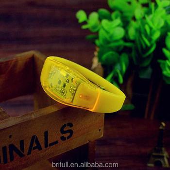 Led Armband Remote Control Bracelet Wristband