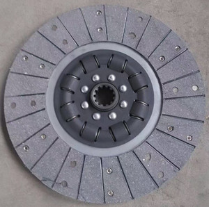 Chinese Manufacturer Transmission Parts Tractor 340mm Clutch Disc For MTZ