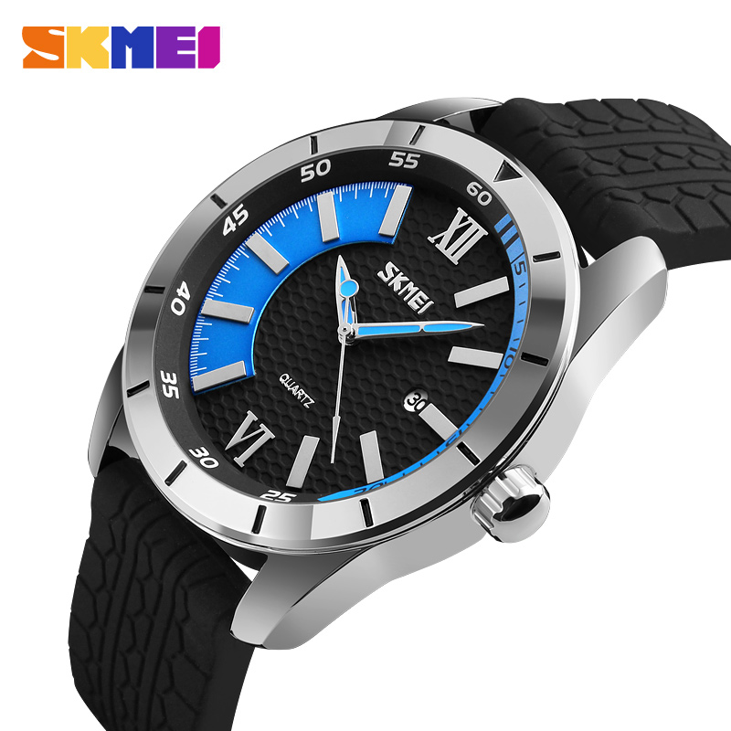 new model custom your own logo watch skmei 2017
