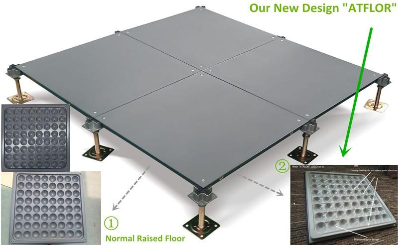 Raised Access Floor Tiles Raised Flooring With Raised