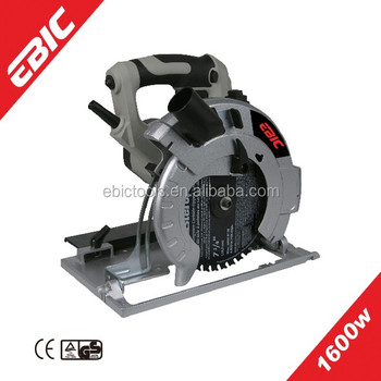 EBIC 1600W 185mm Cutter Mini Electric Circular Saw for Wood Working