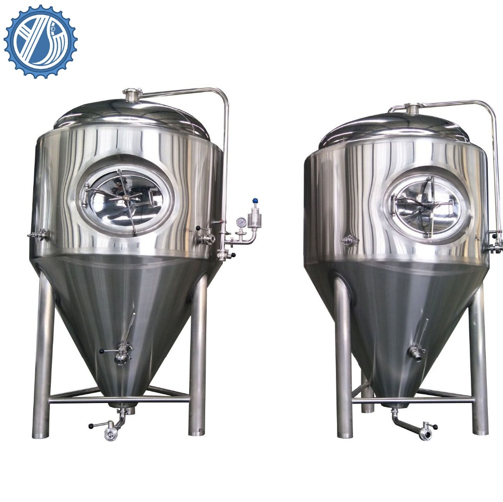 Stainless Steel Conical Fermenter unitank