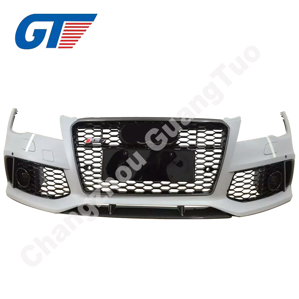NEW ARRIVAL!!! For Audi A7 RS7 body kit for A7 modification
