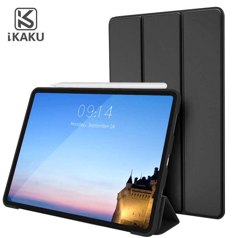 2019 new item tablet case for <strong>ipad</strong> Pro 11 case with pencil holder,for casing <strong>ipad</strong> 9,for 2018 newest <strong>ipad</strong> 9.7 cover