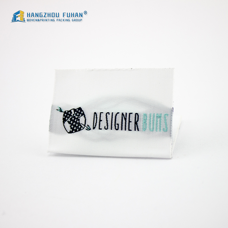 China Alibaba Customized Made Woven Label