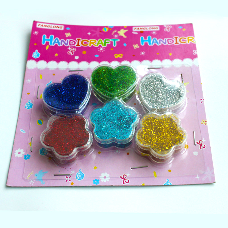 High Quality Environmental Polyester Glitter To Decorate
