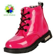 Dětská jarní obuv z Aliexpress
