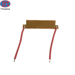flexible carbon polyimide film heater for electronic heating