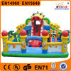 2014 new design commercial giant dragon inflatable slides