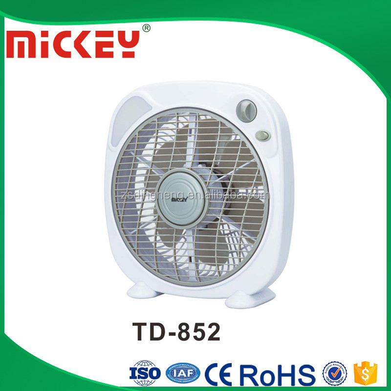 Wholesales 10 inches 12V DC Eemergency Box <strong>Fan</strong> TD-852