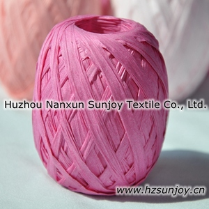 Natural Raffia Yarn