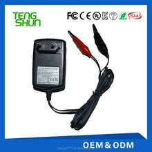 12v 1a child electric car battery charger