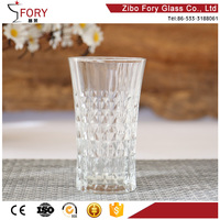 Customized wholesale cone shape flower vase artificial flower crystal glass flower vases Tall crystal vase