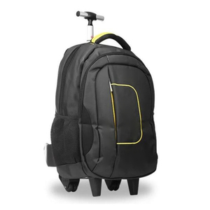 China factory supplier custom rolling trolley laptop bag