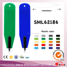 bookmark pen wholesale advertising ball pen