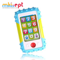 baby musical smart mobile phone toy for kids