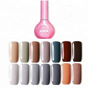 ICE MA grey colors soak off nail gel polish 15 ml esmalte gel nail polish for nail salon