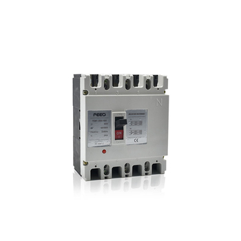 Power Electrical MCCB Circuit Breaker Switch MCCB Circuit Breakers Types mccb current rating with overload protection