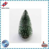 10cm 15cm 20cm small Artificial Pine brush mini christmas tree