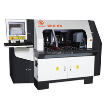 Dowel hole drilling machine/CNC boring machine/panel drilling machine SKD-85