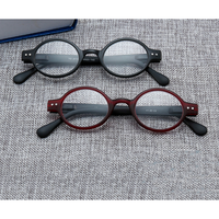 Super light circle round super fast delivery stock reading glasses for older