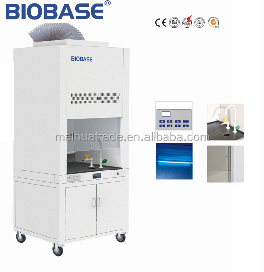 Chinese Factory Laboratory Medical Furniture 0.3-0.8m/s Air Velocity Fume Hood FH1000 Cheap Price