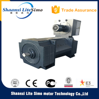 Z4 5.5KW electric fan pump dc motor