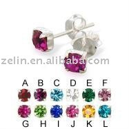 2010 the most popular diamond earing body piercing jewelry