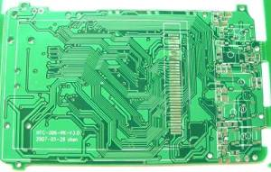4 Layers PCB Production Printed Circuit Board Prototype Manufacturing , 10x10CM