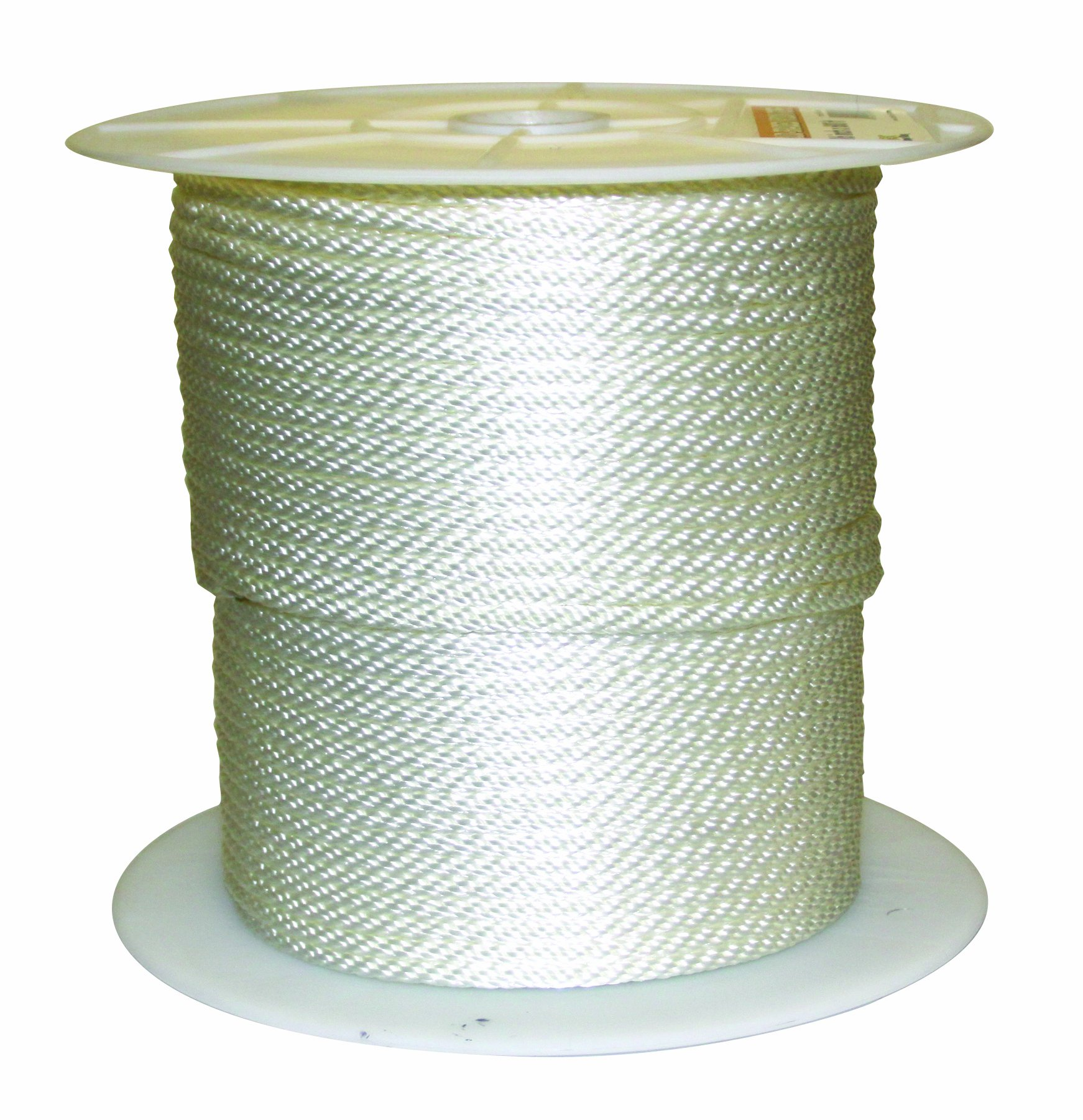 Rope King SBN-516600 Solid Braided Nylon Rope 5/16 inch x 600 feet