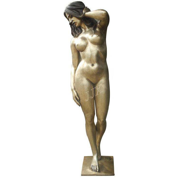 Erotic statue lifesize