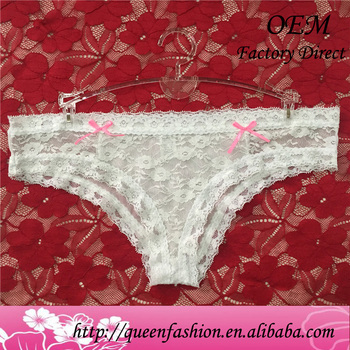 25a66e57f Original factory white silk panties lace underwear for women ladies white  underwear