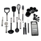 22 Pieces Household Cooking Mixing Tools Various Kitchen Utensils