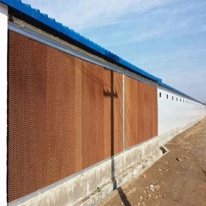 Chicken Poultry House Evaporative Wet Cooling Pad System