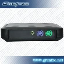 Multi User Network Computing Terminal,With 16 Bit Thin Client Supporting 30 Users