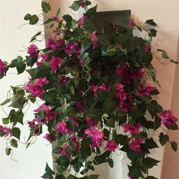 Dekorasi Bunga Bugenvil Tanaman Menggantung Buatan Bugenvil Buy