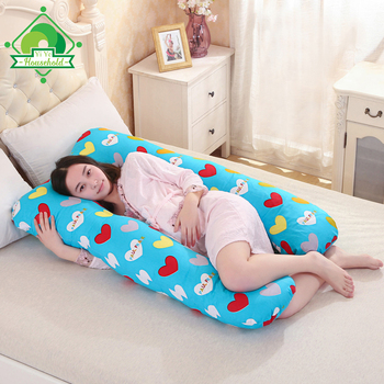 The newest pregnancy pillow beads portable pregnancy pillow polyester pregnancy pillow