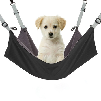 Cat Hammock Bed Hanging Pet Hammock Pad Bed Best for Cage or Chair