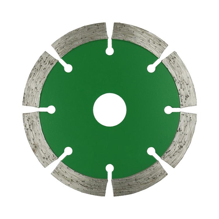 General Purpose Segment Type Diamond Saw Blade for Granite Stone Concrete Cutting