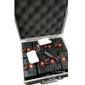 Remote control fireworks firing system( 8 channels cold fireworks firing system)/fountians fireworks firing system